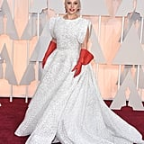 Lady Gaga, 2015 Oscars