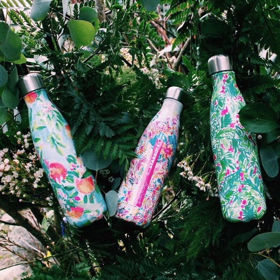 Starbucks Lilly Pulitzer S'well Water Bottles