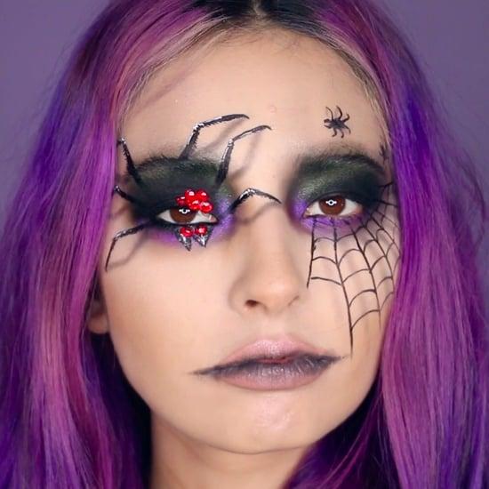 Easy Halloween Makeup Video Tutorial