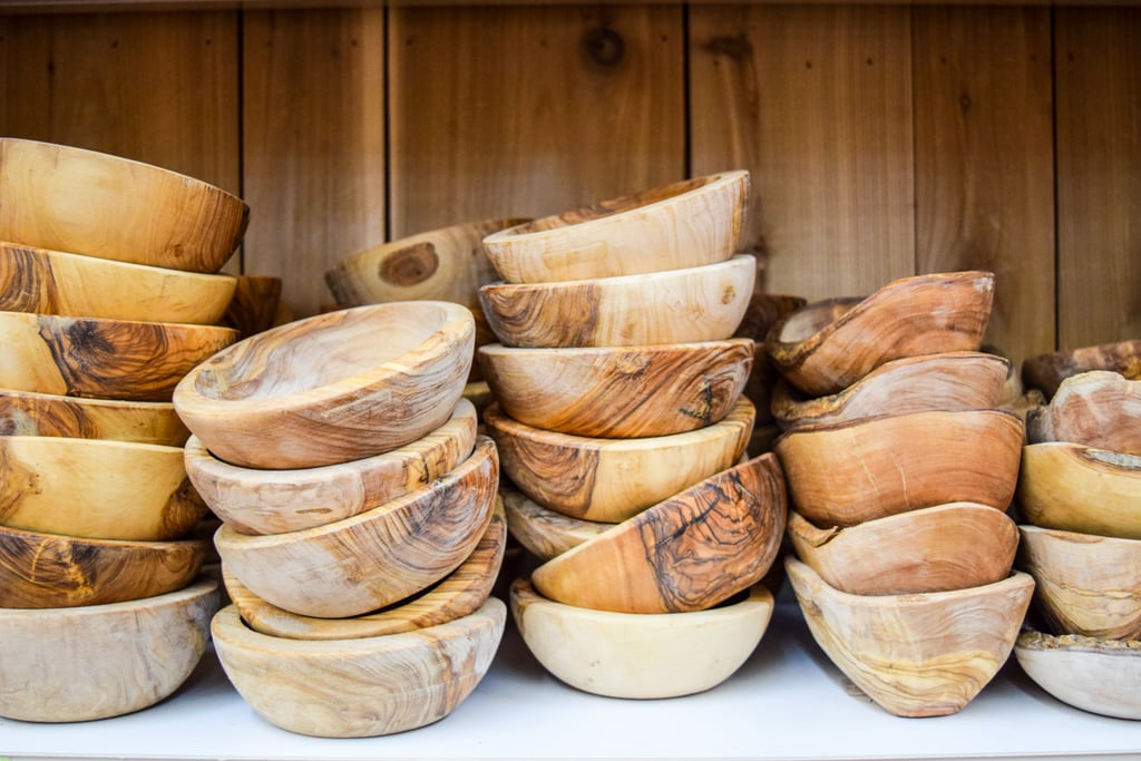 Olive Wood Bowls 6 Best Holiday Gifts From Trader Joes 2018
