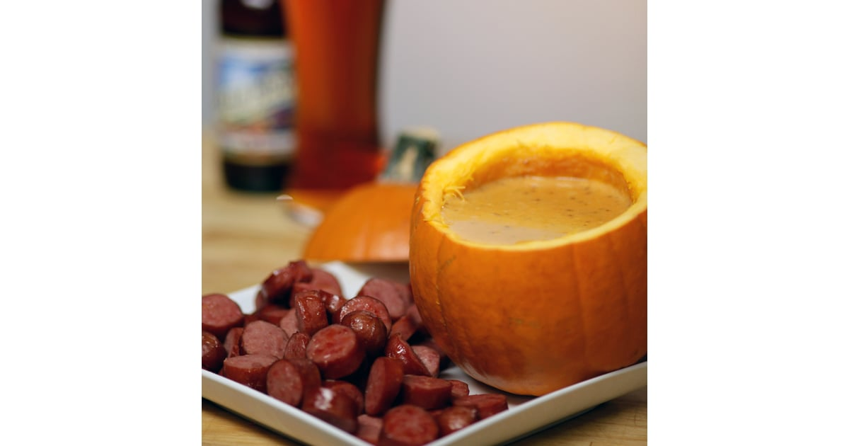 Cheddar, Beer, and Pumpkin Dip | POPSUGAR Food