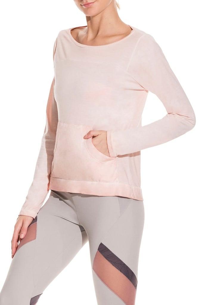 faea2198303a9 Maaji Chai Tee | Best Long Sleeve Workout Tops | POPSUGAR Fitness ...