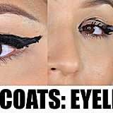 100 Layers of Liquid Eyeliner