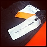 Alison scooped up her dream black jeans from Incu this week! Just don't tell the boyfriend...