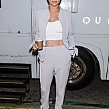 Arriving at Philipp Plein in a Comfy Jogger Suit