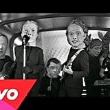 "Best Art Direction: ""Reflektor"" by Arcade Fire"