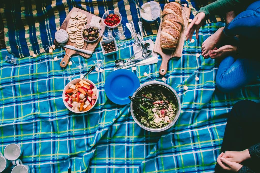 Enjoy a picnic.