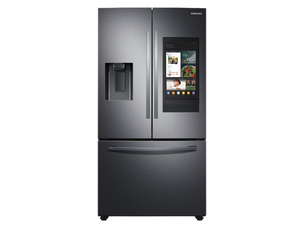 Large Capacity 3-Door French Door Refrigerator with Family Hub™