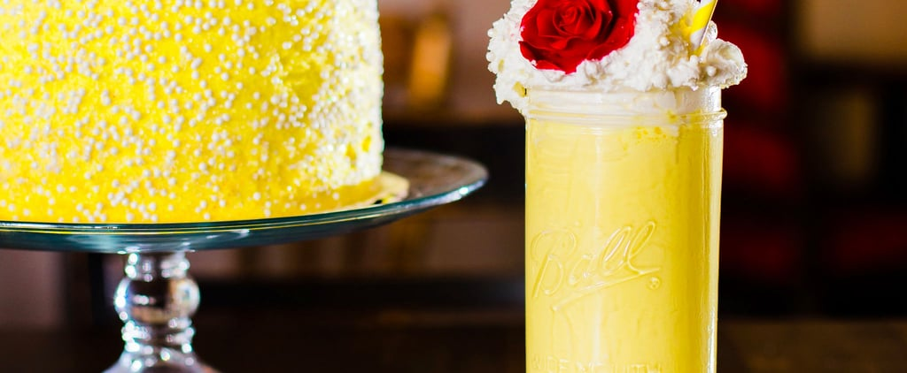 Belle Would Totally Approve of This Beauty and the Beast Dessert Menu