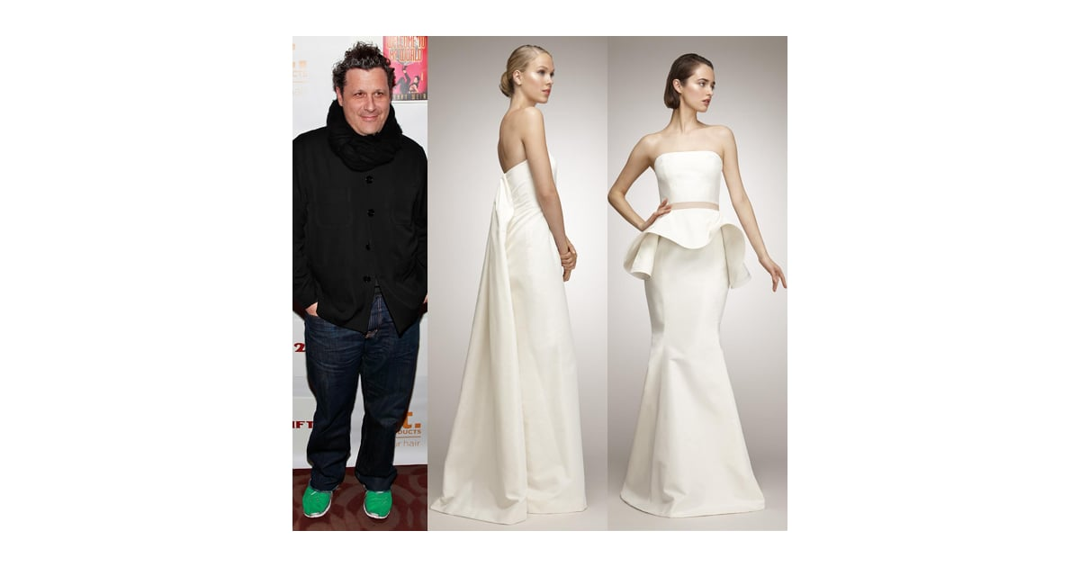 Isaac Mizrahi Designs Six Wedding Gowns Exclusive to The Aisle New ...
