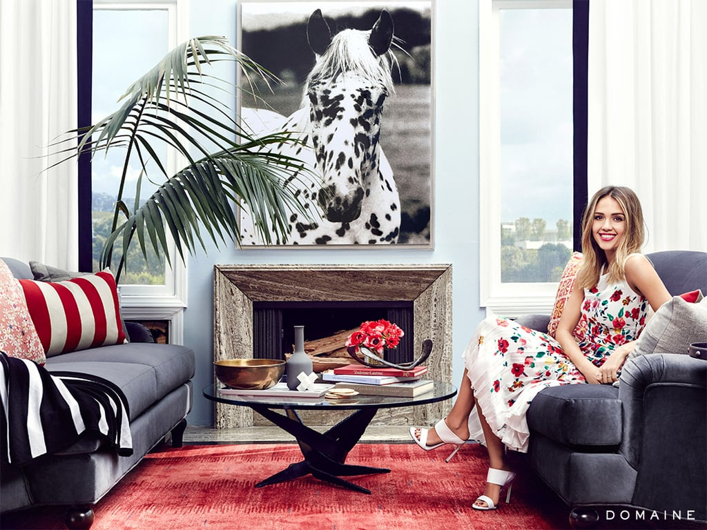 Jessica Alba Turned Her First Home Into LA Vacation Rental