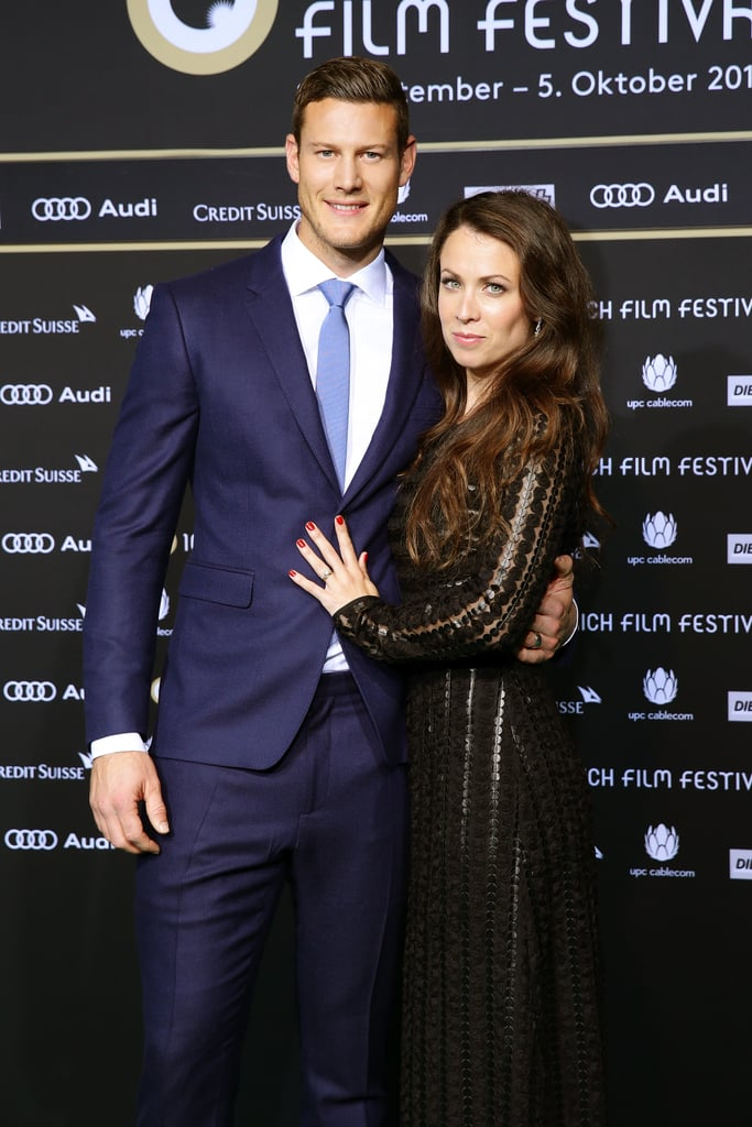 Sorry folks, if you were hoping you could get with The Umbrella Academy's Luther, you're out of luck. The actor, Tom Hopper, is happily married. Tom and wife Laura Hopper started dating in 2009, seemingly due to a chance meeting at a party. After five years of dating, the pair tied the knot in June 2014. The couple then welcomed a son named Freddie Douglas Hopper in 2015 and a daughter named Truly Rose Hopper in 2018. While they didn't play love interests, Tom and Laura have shared the screen before as Billy Bones and Esther in the Treasure Island prequel, Black Sails. You may also recognise Laura from her soap opera roles as Jenna Gibbs on Hollyoaks and Kayleigh Jackson on Doctors. Although Laura's known for soaps and Tom's known for being the broody heartthrob, the pair aren't afraid to be silly on social media, proudly showing off their spa days, competitive sides, and parenting skills. Keep reading for a look at some of their most adorable pictures.       Related:                                                                                                           40 Snaps of the Umbrella Academy Cast Hanging Out, Acting Silly, and Being So Darn Lovable
