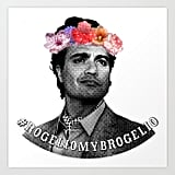 #rogeliomybrogelio Art Print Mini ($14)