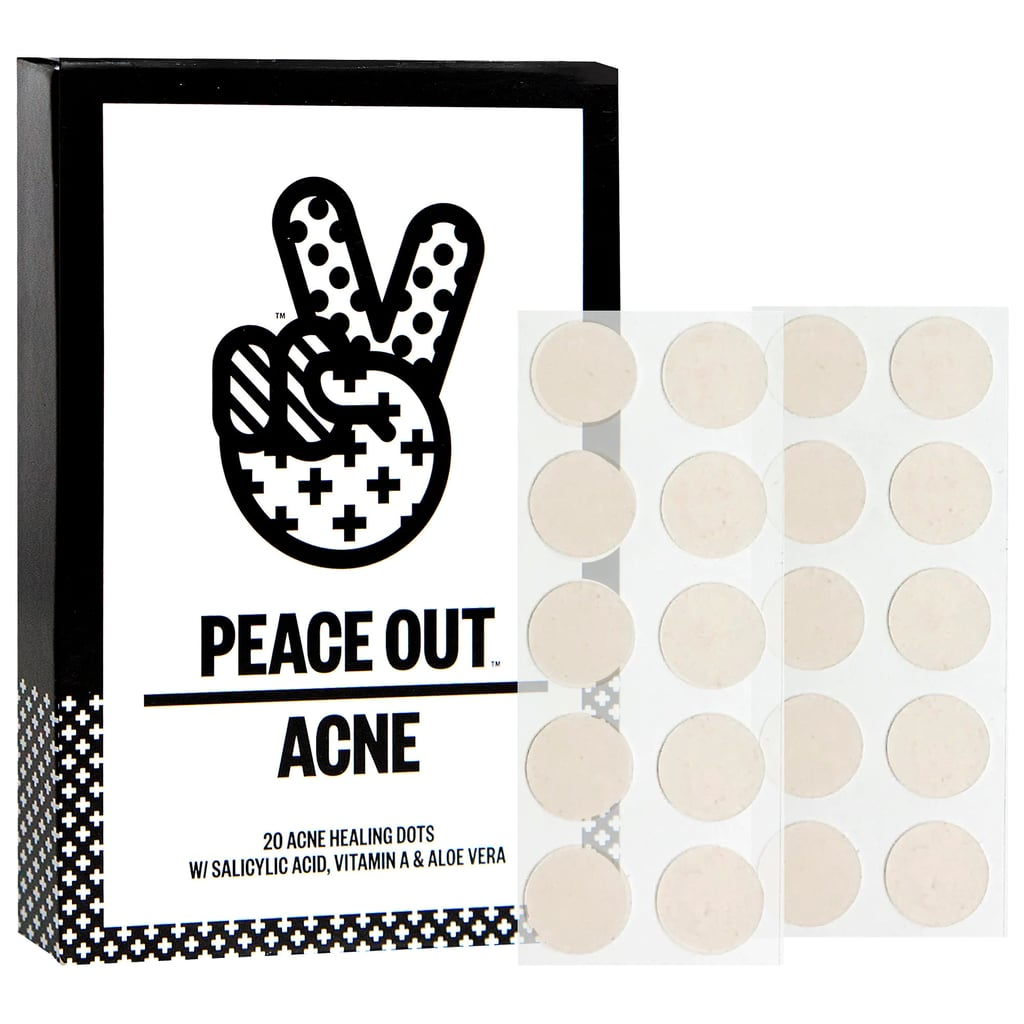 Peace Out Acne Healing Dots Review