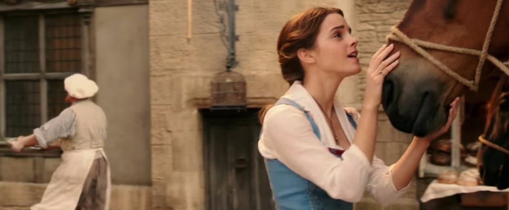 How That New Beauty and the Beast Clip May Have Referenced Harry Potter