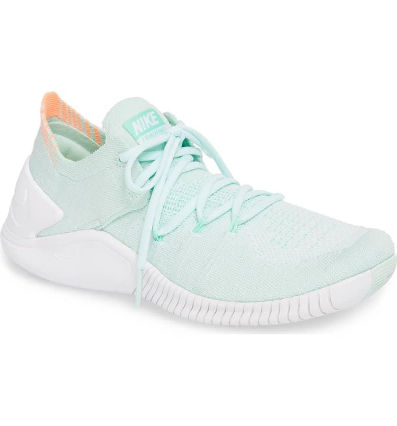 online retailer c4763 51ac3 Nike Free TR Flyknit 3 Training Shoes