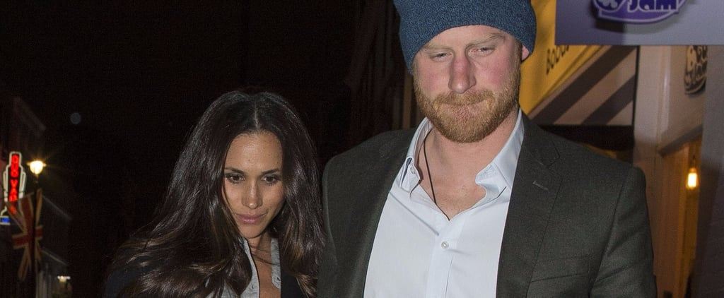Prince Harry Holds Hands With Meghan Markle, Proves Chivalry Isn't Dead After All