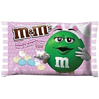 White Chocolate Marshmallow M&M's