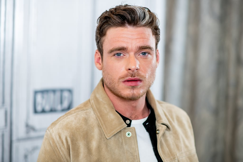 Richard Madden first caught our eye when he played Winterfell heartthrob Robb Stark on Game of Thrones, and we've been in love ever since. Though his character meets a tragic end in season three, the Scottish actor has continued to steal our hearts on screen. Hello, he was literally Prince Charming in the live-action adaptation of Cinderella in 2015. Over the weekend, the 32-year-old actor reunited with his GOT costars for Kit Harington and Rose Leslie's wedding and reawakened our longtime crush in the process. After melting over his latest appearance, take a look at some of his hottest moments over the years.