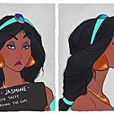Jasmine's Mugshot