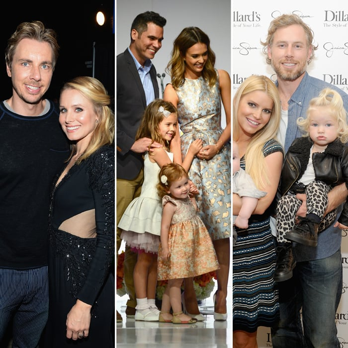 Forget Marriage, Bring On the Baby Carriage: 33 Celebrities Who Had Babies Before Rings