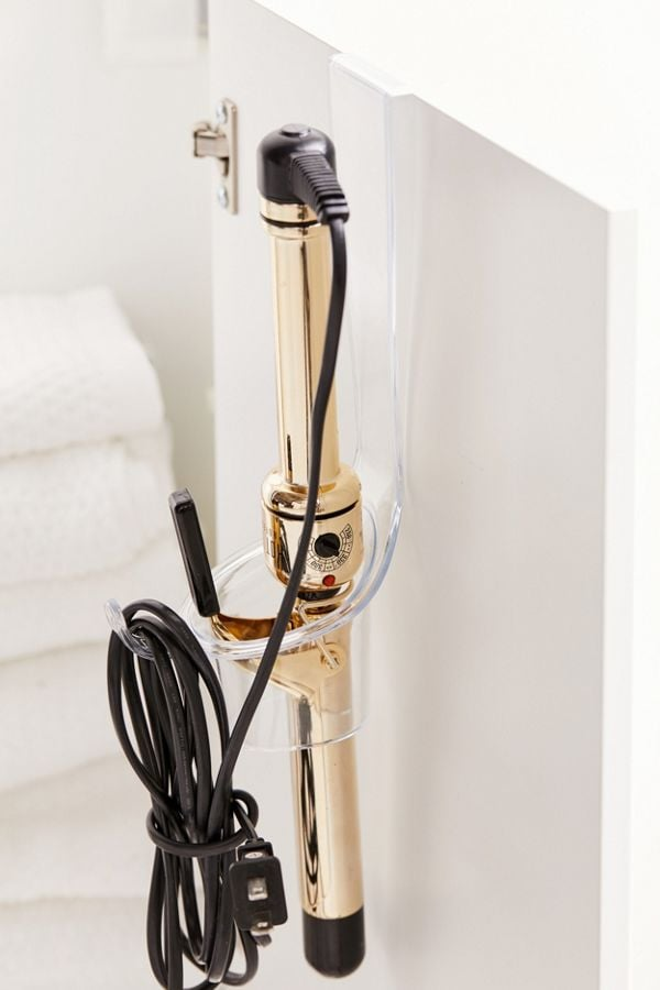 Over-the-Door Hair Styling Holder