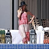 Photos of Aniston in Cabo