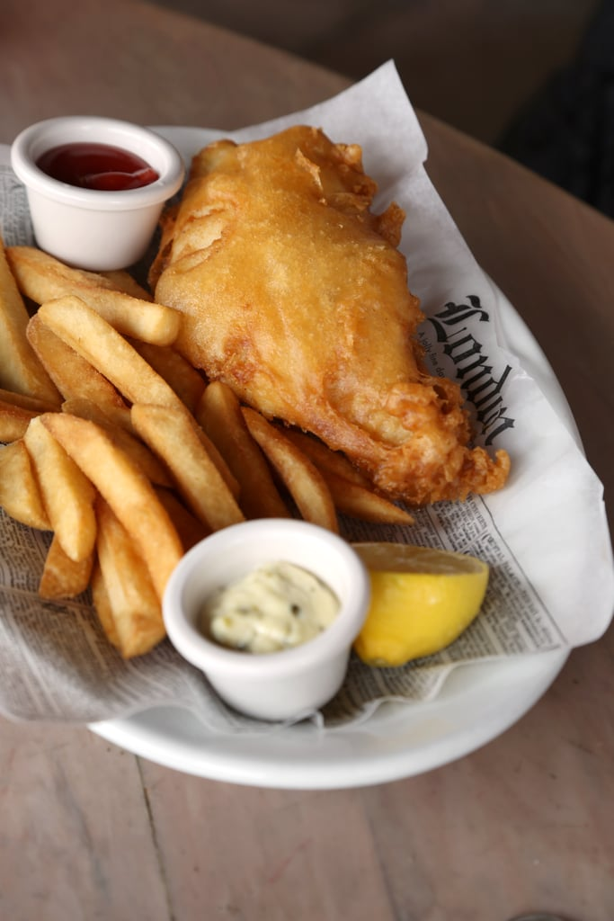 Fish and Chips ($21)