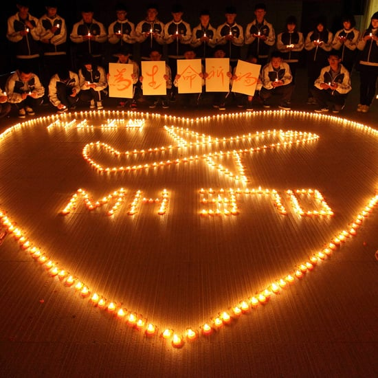 Students Pay Tribute to Malaysian Airlines Flight 370