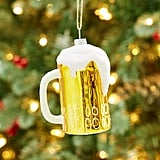 Foamy Beer Stein Ornament
