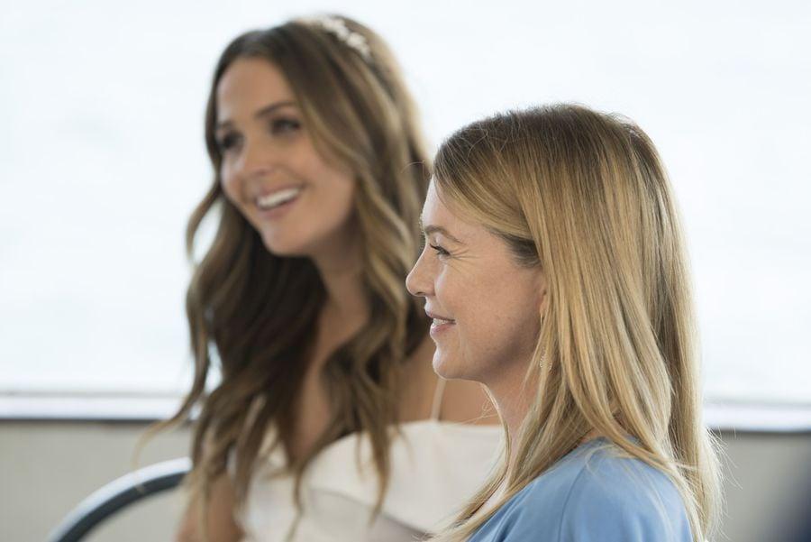 Greys Anatomy Season 14 Finale Recap Popsugar Entertainment