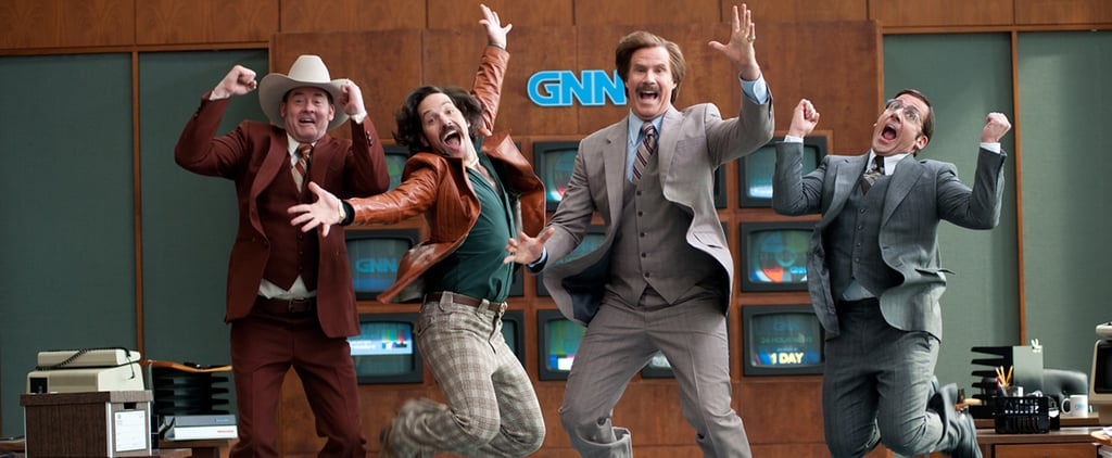 Anchorman 2 Video Movie Review