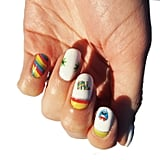 Broad City Nail Decals ($25)