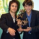 He Met Gael García Bernal When He Was Just Days Old