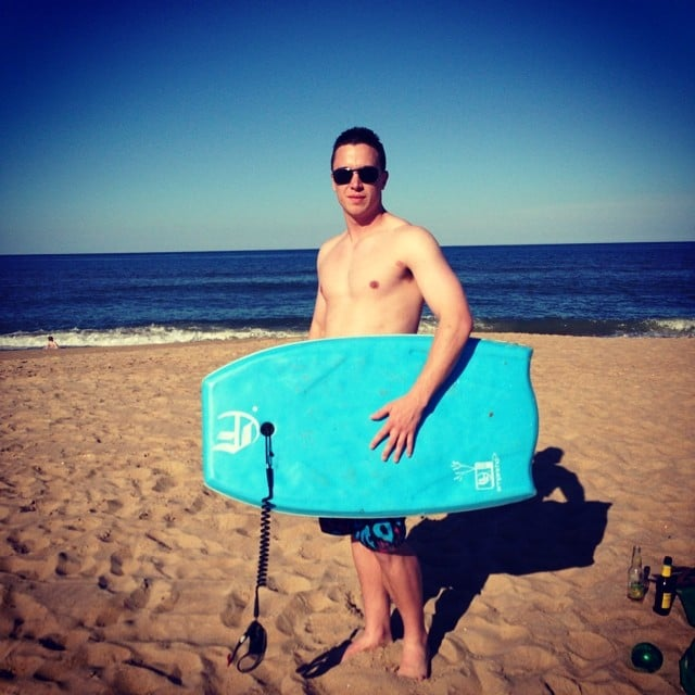 You: Tread Water on Your Rad Boogie Board
