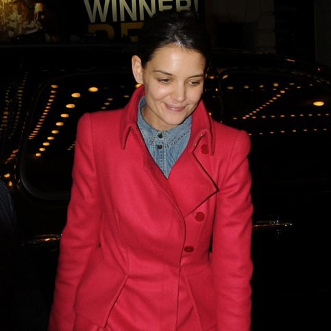 Katie Holmes Opens Dead Accounts on Broadway