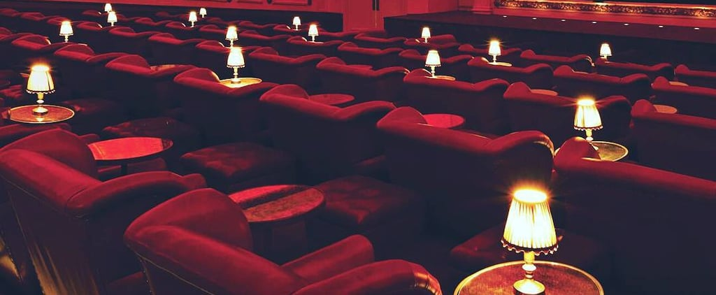 Luxury Cinemas in the UK