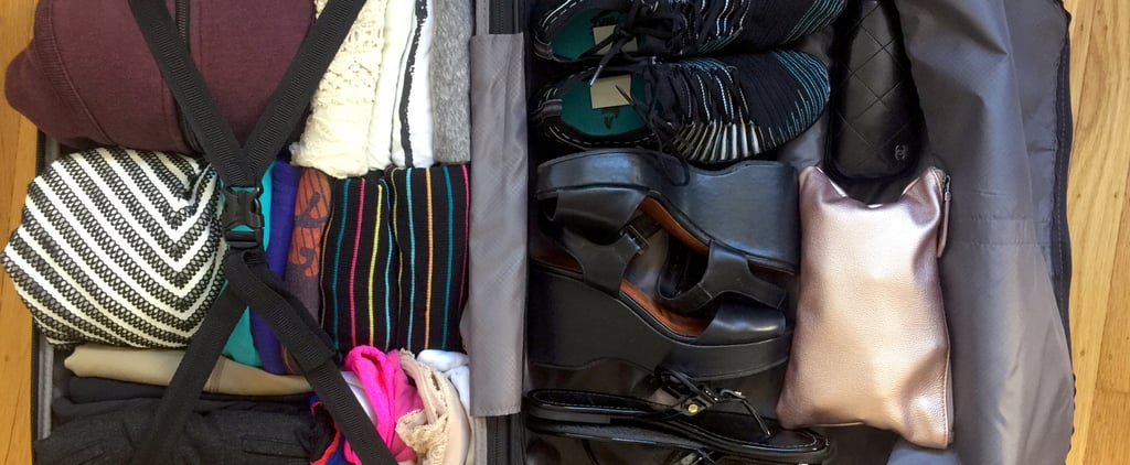 How to Pack With The KonMari Method
