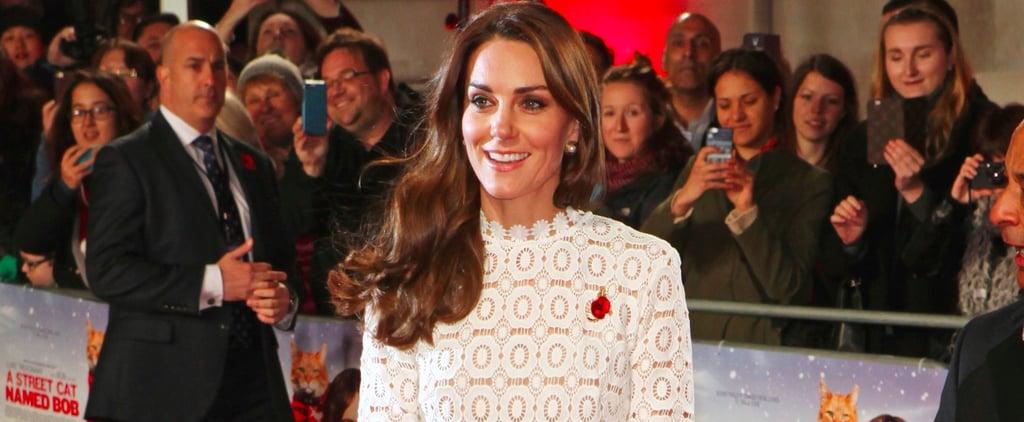 Royals Wearing Self-Portrait