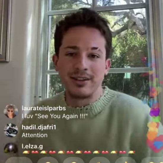 Watch Charlie Puth's #TogetherAtHome Instagram Concert Video