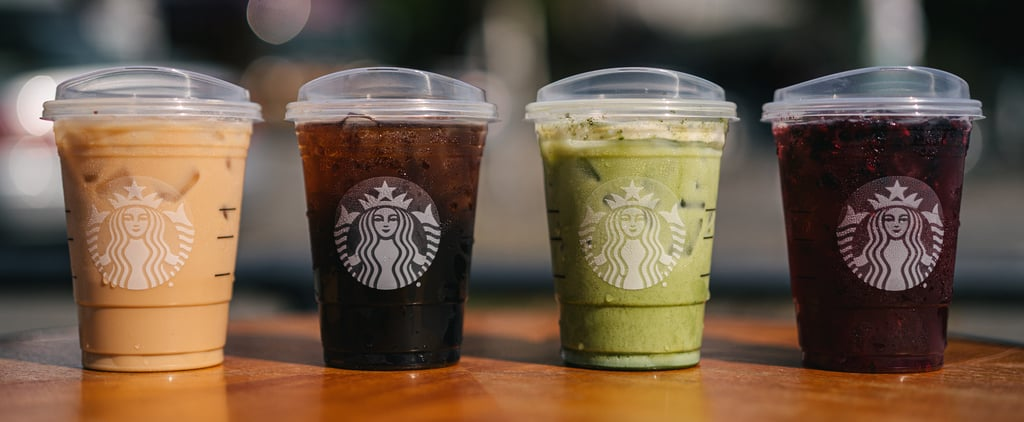 Starbucks Is Now Offering Strawless Lids For All Iced Drinks