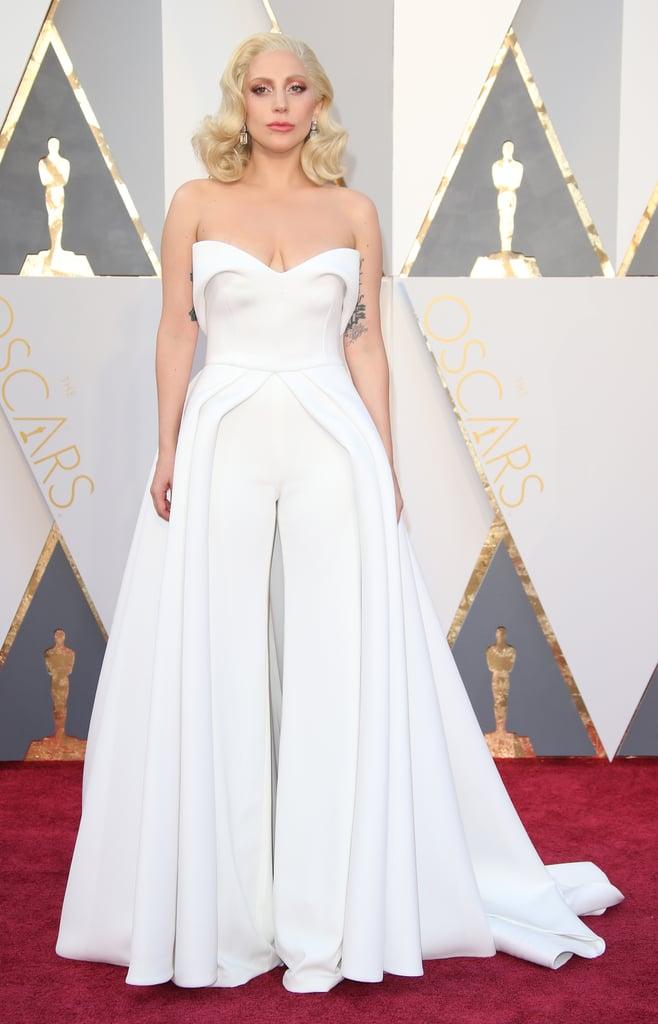 Lady Gaga | Best Red Carpet Dresses | POPSUGAR Fashion Middle East ...