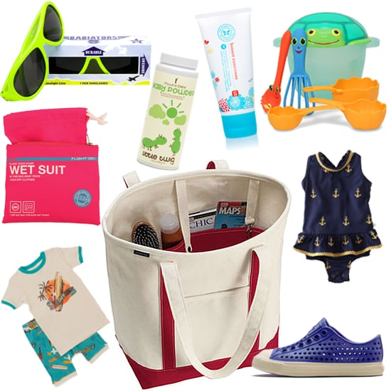 9 Baby Beach Bag Essentials For a Successful Day in the Sand