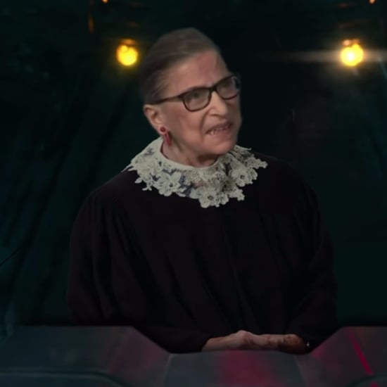 Ruth Bader Ginsburg Justice League Trailer Spoof