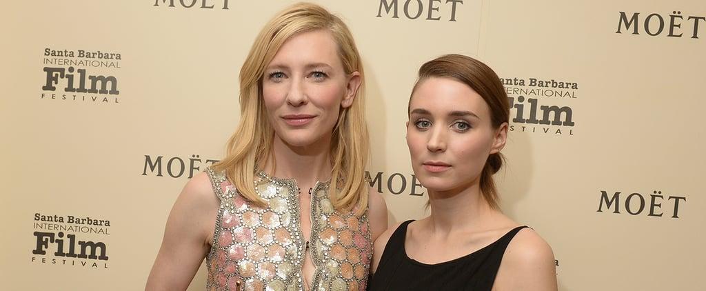 Cate Blanchett in Silver Maison Martin Margiela Dress