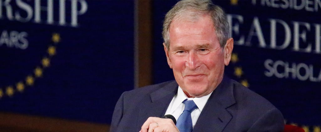 George W. Bush on Bullying, Prejudice, Trump November 2017