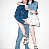 Peep Levi's and Opening Ceremony's Third Collab Shot by Terry Richardson