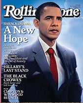 Rolling Stone Rocks an Endorsement For Barack Obama