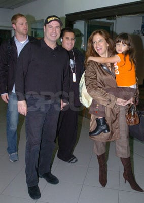Photo of Jett Travolta, John Travolta and Kelly Preston Release Statement About Jett's Death