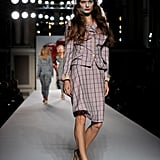 Spring 2011 London Fashion Week: Vivienne Westwood Red
